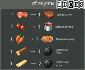Готовка пищи